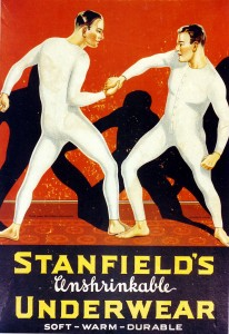 Lyle Carter on Stanfield's exhibit