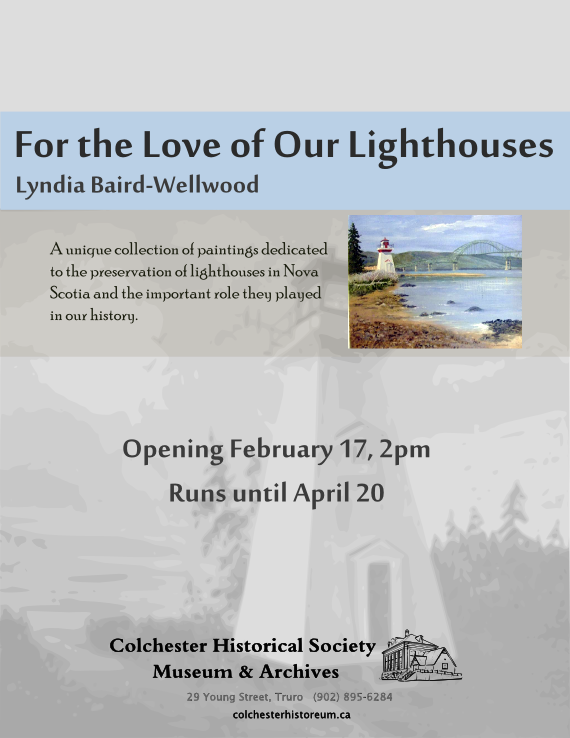 Exhibit: For the Love of Our Lighthouses