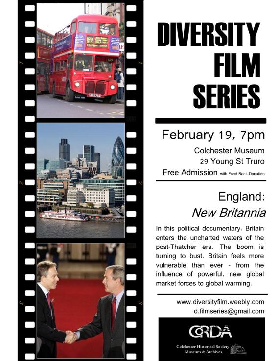 Diversity Film: New Britannia