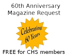 60th Anniversary Magazine Request