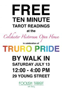 Upcoming Event: Pride Open House!